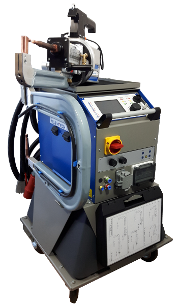 ELMA-Tech spot welding machine ELMAspot VISION.